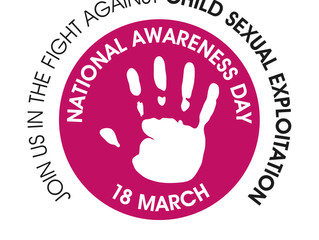 Child Sexual Exploitation Awareness Day!