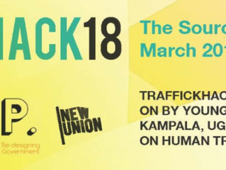 Dudley Youth Council invited to 'TrafficHack18' Event