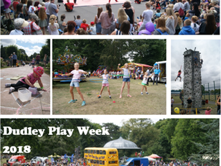 Dudley Play Week 2018 - Thank You!
