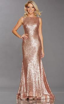 Tiffanys prom dress