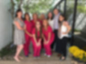 Dr. Laborde and staff