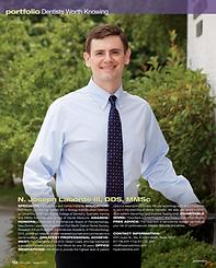 Dr. Joseph Laborde Fort Worth Magazine Top Dentist