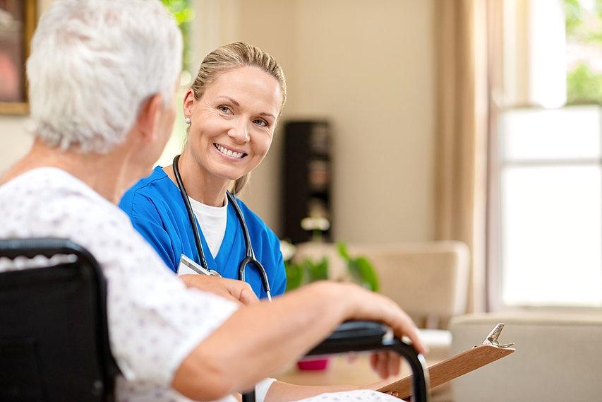 Dallas Hospice Nurse