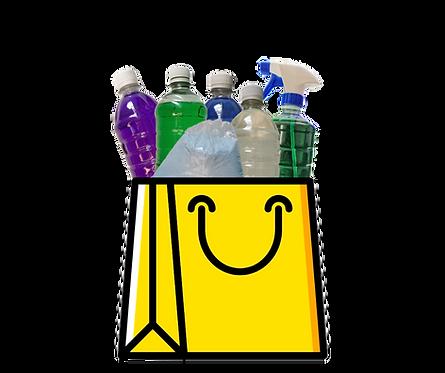 Kit básico liquidos
