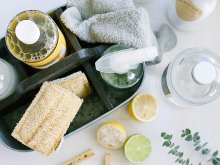 Cómo hacer tus propios productos de limpieza orgánicos