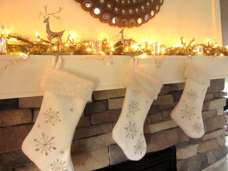 5 Formas de darle un doble uso a tus luces navideñas.