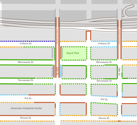 The Dogpatch Parking Plan is a Go