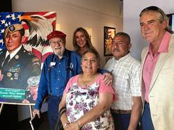 Barraza Family and Ken