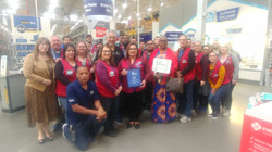 LOWES EAST group 1