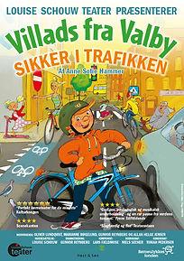 Villads fra Valby - Sikker i trafikken