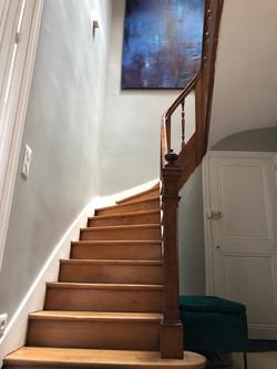 L'Escalier Principal mène vers les chambres