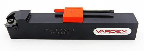 "VARDEX 3/4"" Ø External Laydown Threading Bar Kit w/ 3ERAG60 Inserts (5)"