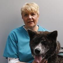 Sylvie ASV au Centre vétérinaire Vetagora Dour