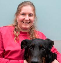 Stéphanie ASV au Centre vétérinaire Vetagora Dour