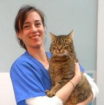 Docteur en médecine vétérinaire Ceugniet Marie au Centre Vétérinaire Vetagora Dour