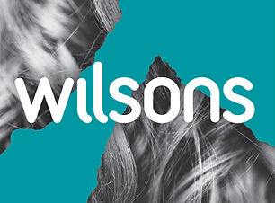 wilsons hairdressing brand