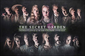 The Secret Garden | Cast Poster | Michael Yeshion Photography