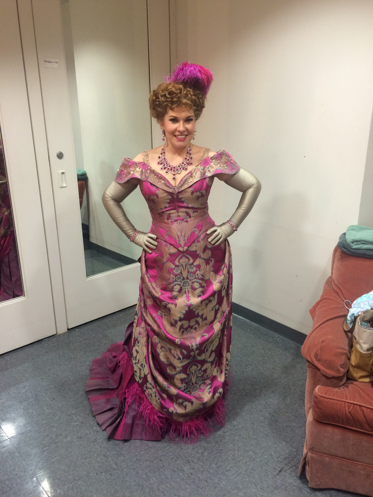 Valencienne in The Merry Widow