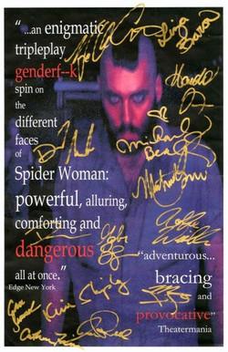 Kiss of the Spiderwoman