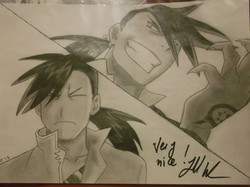 Todd Haberkorn voice actor Ling Yao