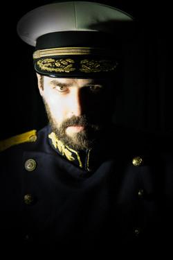 Admiral, Peron u/s