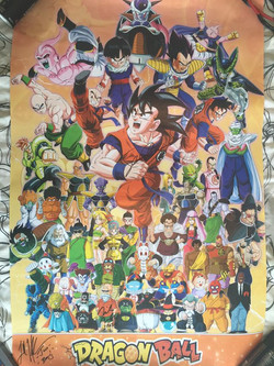 Voice Actor Dragon Ball