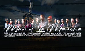 Man of La Mancha | Cast Poster | Michael Yeshion Photography