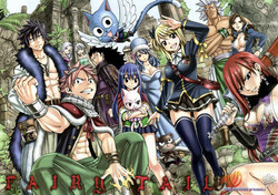 Fairy Tail voice over actor