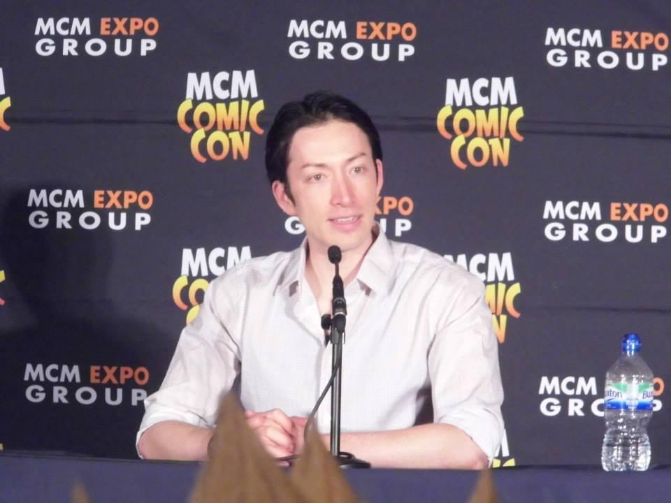 Todd Haberkorn Comic Con