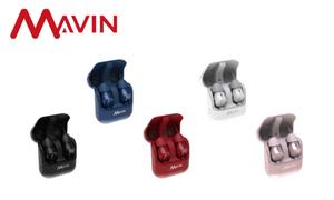 Mavin Air-X Sports True Wireless Earbuds in 5 colors