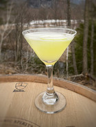 Ginger Apple Martini