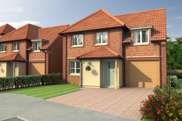 The Knaresborough Tower, Exceptiona New Home In West Park - 1