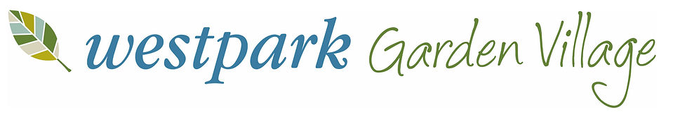 Westpark - Garden Village - Darlington - Logo