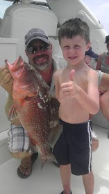 Children are the best fisherman