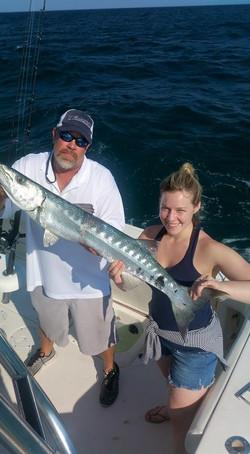 bent charters fishing susan t