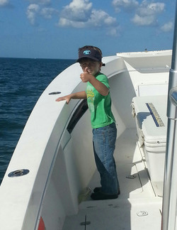 Kid tested & APPROVED fishing trip