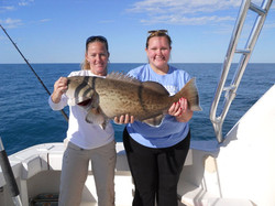 Big Fish deep sea Charter fishing