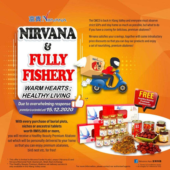 Nirvana & Fully Fishery