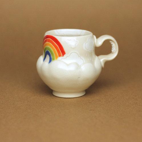 5oz Rainbow Mini Mug