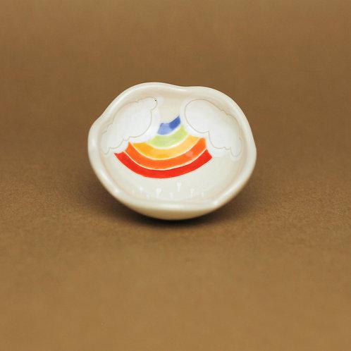 Tiny Rainbow Dish
