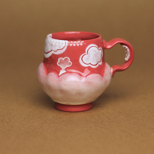 4oz Cranberry Craze Mini Mug