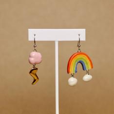 Somewhere Over the Rainbow Earrings