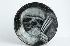 Sloth Plate