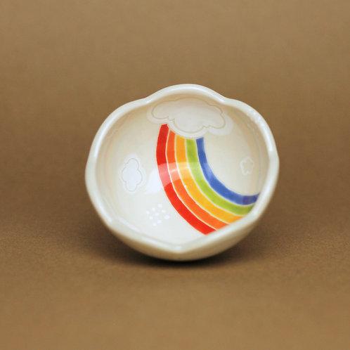 Small Rainbow Dish