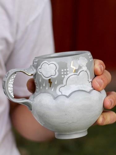 Stormy Mug