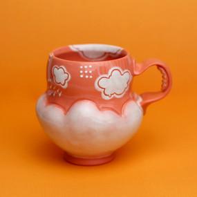 Orange Dreamsicle Mug