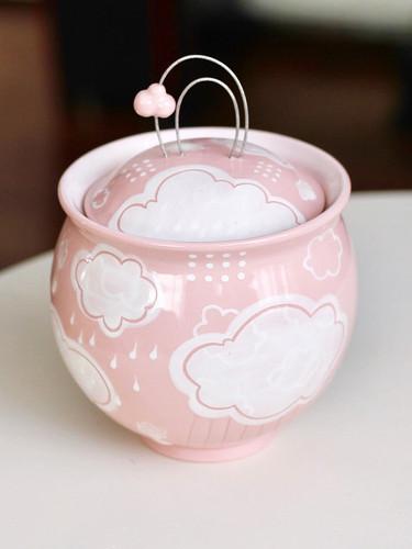 Piglet Pink Jar