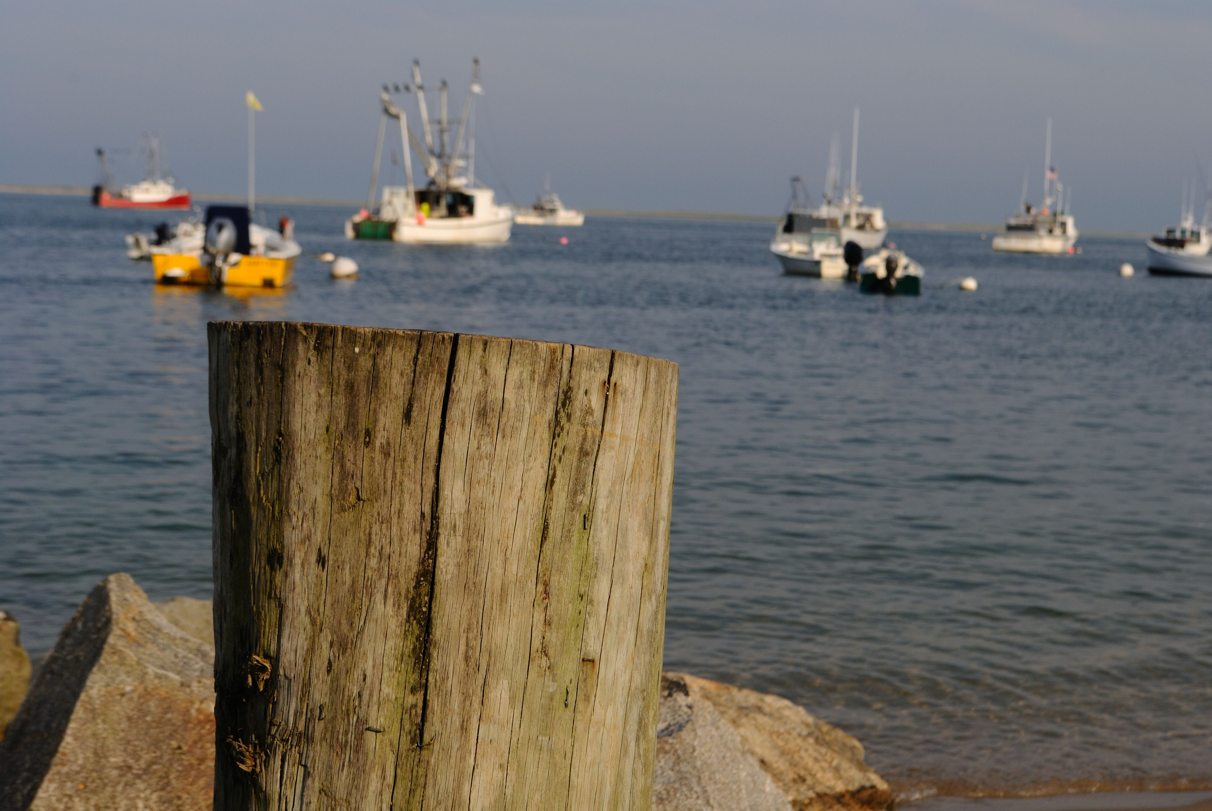 Pier in Cape Cod