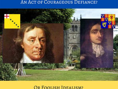 Defiance or Foolishness?