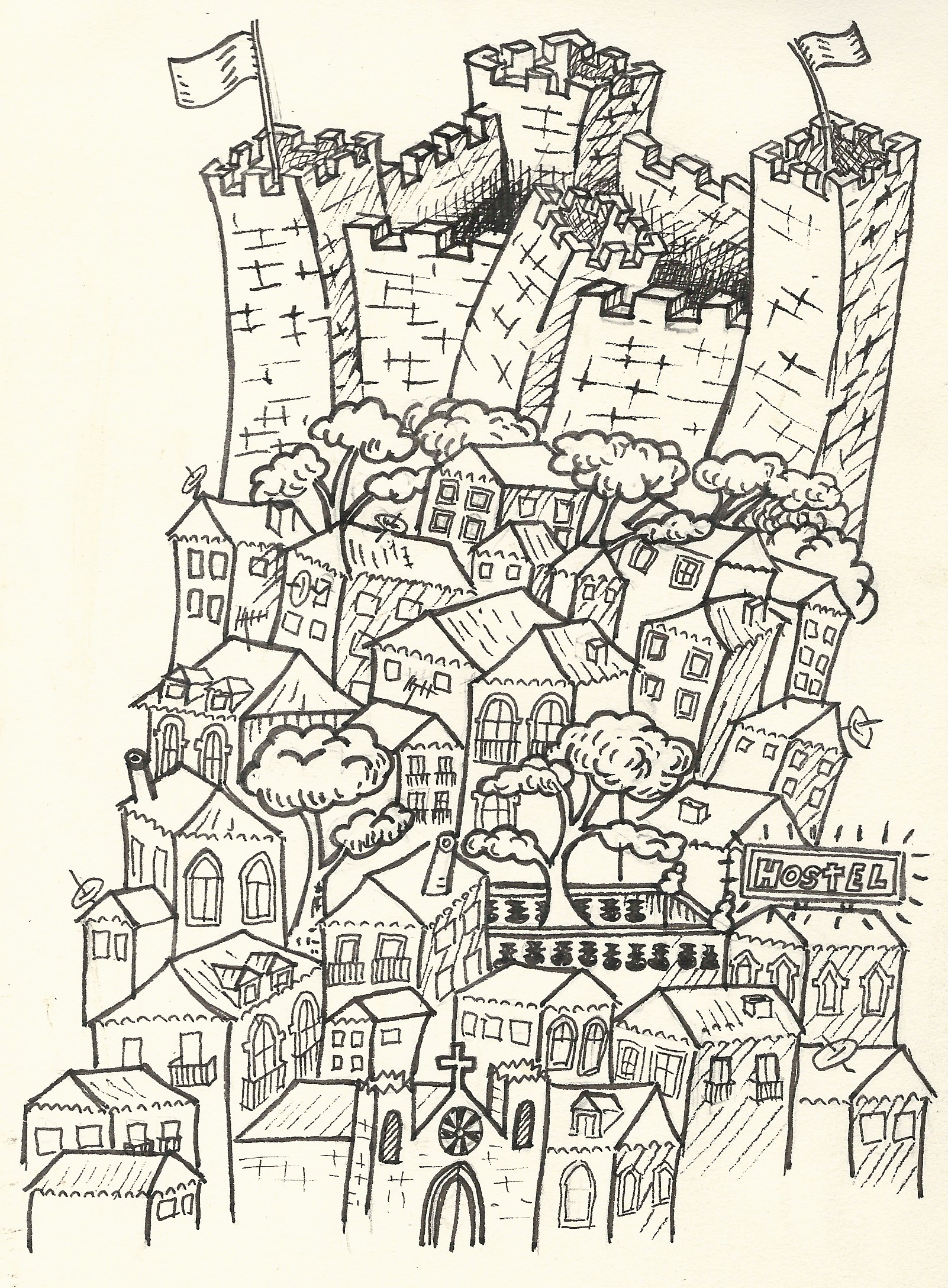Lisboa castelo